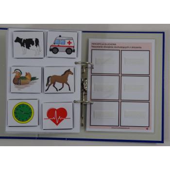 Bystry Przedszkolak A5 Wspomagające materiały do arkusza obserwacyjnego dla  dzieci 3,4 - letnich